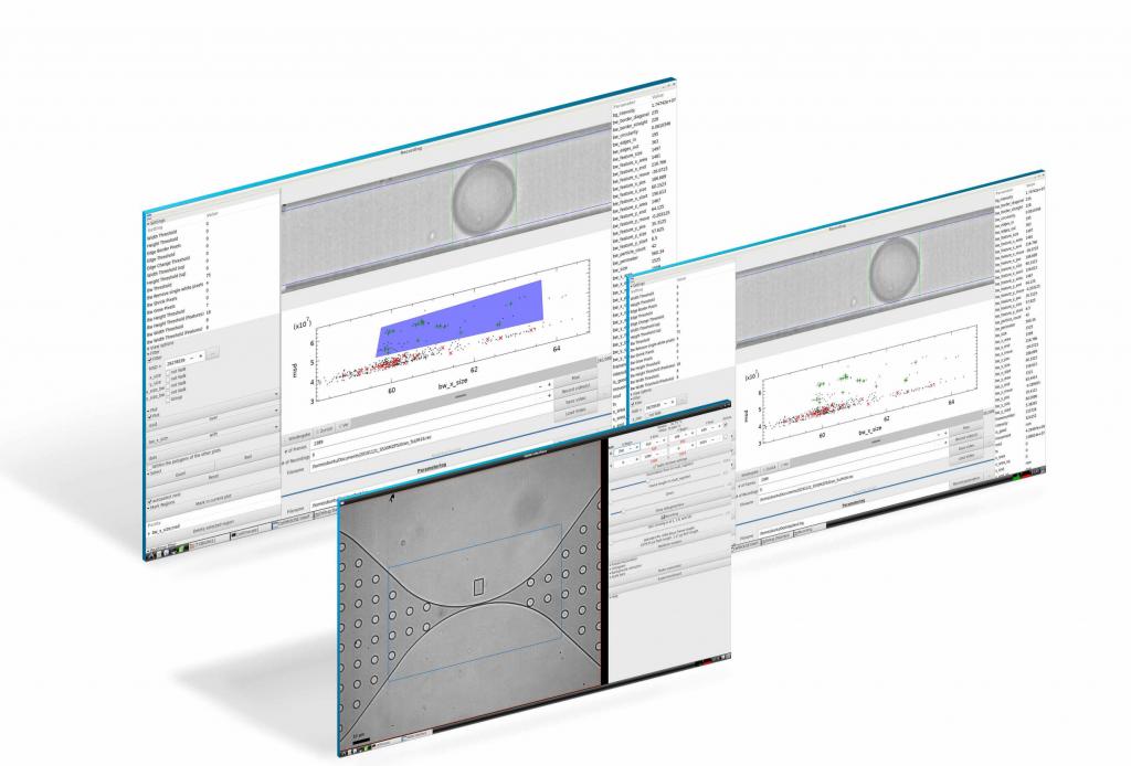 ODIN user-interface
